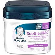 Gerber Good Start Soothe Milk Based Powder Infant Formula with Iron 3
