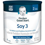 Gerber Good Start Soy Powder Infant & Toddler Formula