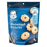 Gerber Graduates Arrowroot Cookies For Toddlers