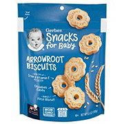 Gerber Graduates Arrowroot Cookies For Toddlers