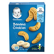 Gerber Graduates Banana Cookies for Toddlers