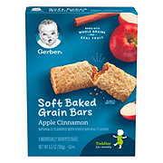 Gerber Graduates for Toddlers Apple Cinnamon Cereal Bars