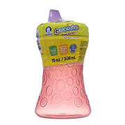 Gerber Graduates Fun Grips 10 OZ Spill-Proof Cup 12M+, Assorted Colors