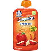 Gerber Graduates Grabbers Apple and Sweet Potato with Cinnamon