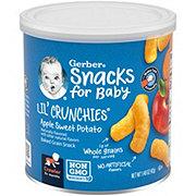 Gerber Graduates Lil' Crunchies Apple & Sweet Potato