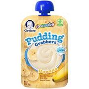 Gerber Graduates Pudding Grabbers, Banana