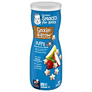 Gerber Graduates Puffs Strawberry Apple