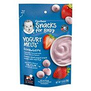 Gerber Graduates Yogurt Melts Strawberry