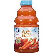 Gerber Harvest Juice Apple Carrot Blend