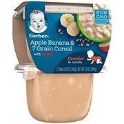 Gerber Lil Bits Apple Banana & 7 Grain 3rd Foods