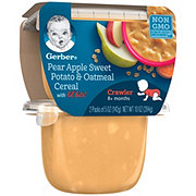 Gerber Lil Bits Pear Apple Sweet Potato Oat 3rd Foods