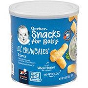Gerber Lil' Crunchies Ranch