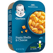 Gerber Lil' Entrees Pasta Shells & Cheese