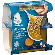 Gerber Lil Mixers Sweet Potato Turkey with Mixed Grain & Carrot