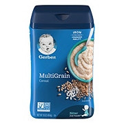 Gerber Multigrain Cereal