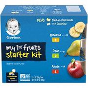 Gerber My 1st Fruits Starter Kit