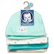 Gerber Newborn Cloud Caps