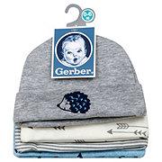 Gerber Newborn hedgehog Caps