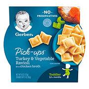 Gerber Pick-Ups Turkey & Vegetable Ravioli