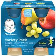Gerber Variety Pack Fruit Juice