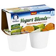 Gerber Yogurt Blends Snack Sweet Potato Pear