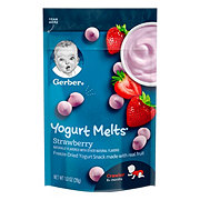 Gerber Yogurt Melts Strawberry