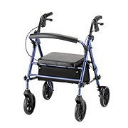 Getgo  Grove Blue Rolling Walker
