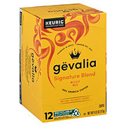 Gevalia Kaffe 100% Arabica Signature Blend Mild-Medium Roast Single Serve Coffee K Cups