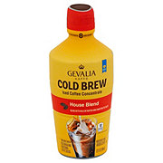 Gevalia Kaffe Cold Brew House Blend Iced Coffee Concentrate
