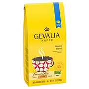 Gevalia Kaffe House Blend Decaf Medium-Dark Roast Ground Coffee