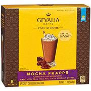 Gevalia Kaffe Mocha Frappe Specialty Coffee Beverage Mix