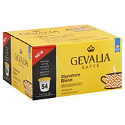Gevalia Kaffe Signature Blend Coffee Mild Medium Roast Single Serve Coffee K Cups
