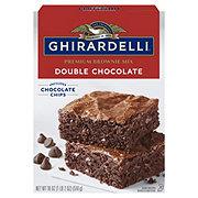 Ghirardelli Chocolate Double Chocolate Brownie Mix