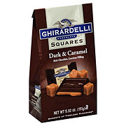 Ghirardelli Dark And Caramel Chocolate Squares