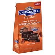 Ghirardelli Dark Chocolate Bourbon Caramel