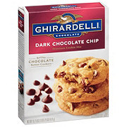 Ghirardelli Dark Chocolate Chip Cookie Mix
