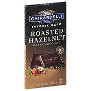 Ghirardelli Intense Dark Chocolate Hazelnut Heaven Bar