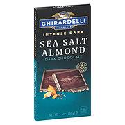Ghirardelli Intense Dark Sea Salt Soiree Chocolate