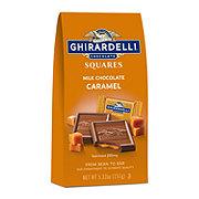 Ghirardelli Milk Chocolate Caramel Squares
