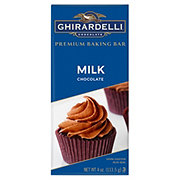 Ghirardelli Milk Chocolate Premium Baking Bar