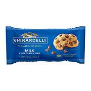 Ghirardelli Milk Chocolate Premium Baking Chips