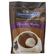 Ghirardelli Premium Chocolate Mocha Hot Cocoa Mix
