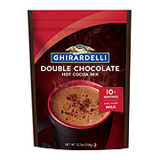 Ghirardelli Premium Double Chocolate Hot Cocoa Mix
