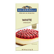 Ghirardelli White Chocolate Premium Baking Bar