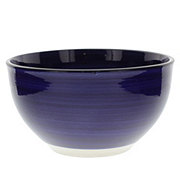 Gibson Color Vibes Deep Bowl, Blue