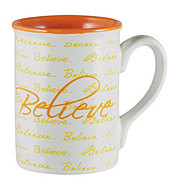 Gibson Inspirational Words Mug