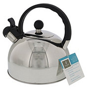 Gibson Springberry 2.5 QT Whistling Tea Kettle