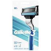 Gillette 3 Men's Razor and Cartridges