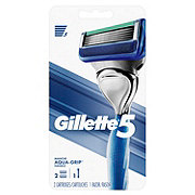 Gillette 5 Men's Razor and Cartridges