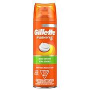 Gillette Fusion5 Ultra Sensitive Shave Foam